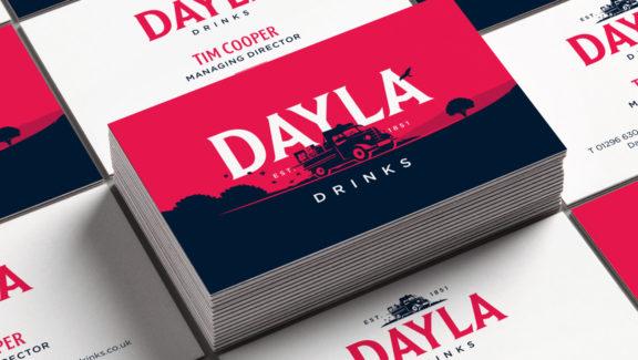 Dayla business card