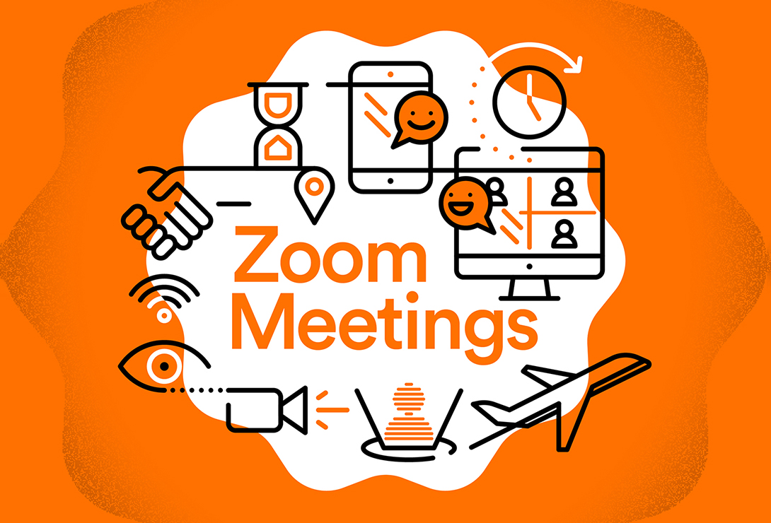 Zoom conferencing article